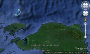 Wilayah KBP (Google Earth)